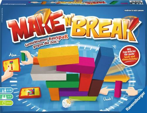 Ravensburger 26750 Make 'n' Break Neuauflage