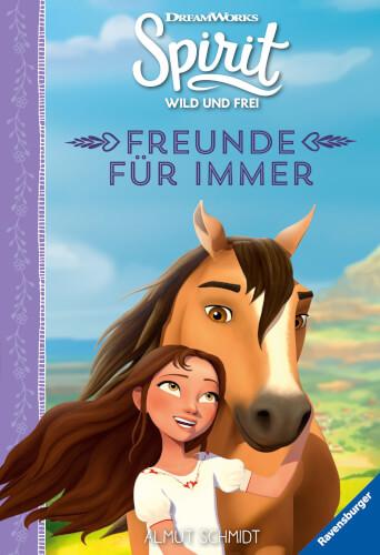 Ravensburger 49136 Spirit: Freunde durch dick und dünn