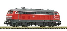 Fleischmann FM723611 N Diesell. BR218 DBAG
