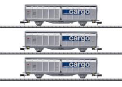 N Güterwagen-Set SBB Cargo