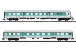 N Personenwagen-Set Regionalbahn DB