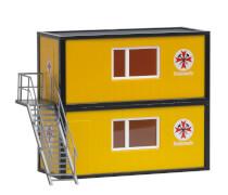 Container Grubenwehr H0