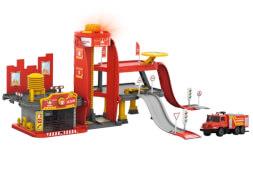 H0 Feuerwehr Gebäude