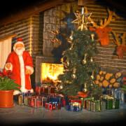 H0 Weihnachtsgeschenke-Set