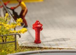 H0 10 Hydranten