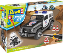 REVELL Offroad Vehicle Police