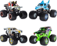 Spin Master Monster Jam Collect Trucks 1:24