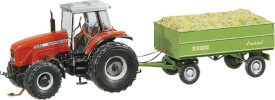 H0 Traktor MF (WIKING)