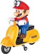 CARRERA RC - 2,4GHz Super Mario Odyssey (TM) Scooter, Mario