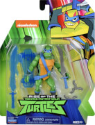 Jazwares TURTLES 80801  ROTMNT 10 cm Basic Action Figur Leonardo
