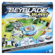 Hasbro E0722EU4 BEYBLADE STAR STORM BATTLE SET