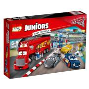 LEGO® Juniors 10745 CARS Finale Florida 500, 266 Teile, ab 4 Jahre