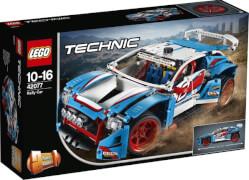 LEGO® Technic 42077 Rallyeauto, 1005 Teile