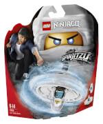 THE LEGO® NINJAGO® Movie - 70636 Spinjitzu-Meister Zane, 69 Teile