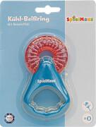 SpielMaus Baby Kühlbeißring mit Griff, Babyspielzeug, ca. 6,5x1,5x11,5 cm, ab 0 Monaten