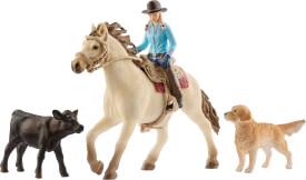 Schleich Farm World Western/Rodeo - 42419 Westernreiten, ab 3 Jahre