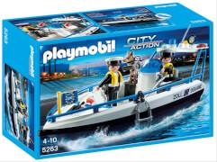 Playmobil 5263 Zollboot