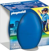 Playmobil 70085 Polizist mit Spürhund