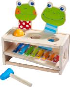 Haba Klang-Klopfbank Froschkonzert