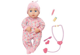 Zapf Baby Annabell® Milly Feels Better, ab 3 Jahren