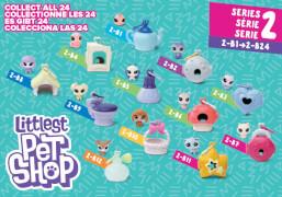 Hasbro E2875EU4  Littlest Pet Shop Überraschungstierchen, ab 4 Jahren