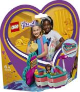 LEGO® Friends 41384 Andreas sommerliche Herzbox, 83 Teile, ab 6 Jahre