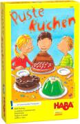 HABA - Pustekuchen, für 1-4 Spieler, ca. 10 min, ab 4 Jahren
