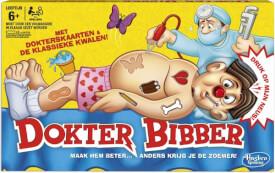 Hasbro B2176568 Dr. Bibber, niederländische Version