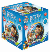 Ravensburger 119172  3D Puzzle-Ball Paw Patrol, 54 Teile