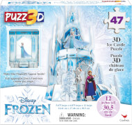 Spin Master Frozen 2 - Ice Palace Puzzle
