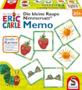 Schmidt Spiele Die kleine Raupe Nimmersatt, Memo