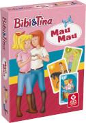 ASS Bibi & Tina - Mau Mau. Kartenspiel