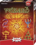 AMIGO 00903 Wizard Extreme, Kartenspiel, 3-5 Spieler, Spieldauer ca. 40 Minuten, ab 10 Jahren