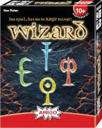 AMIGO 6900 Wizard, Kombinationsspiel, für 3-6 Spieler, ab 10 Jahren