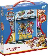 Paw Patrol Sticker Box