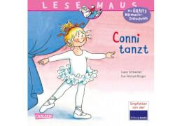 Lesemaus - Band 57: Conni tanzt, Taschenbuch, 24 Seiten, ab 3 Jahren