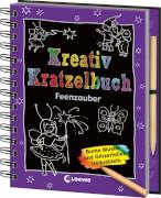 Loewe Kreativ-Kratzelbuch Feenzauber
