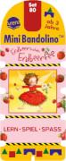 Arena - Mini Bandolino  Set 80: Erdbeerinchen Erdbeerfee, Pappe, 12 Seiten, ab 3-6 Jahren