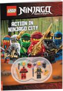 LEGO Ninjago - Action in Ninjago City