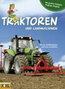 Traktoren und Landmaschinen mit Poster