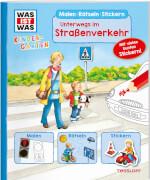 Tessloff WAS IST WAS Kindergarten: Unterwegs im Straßenverkehr, Taschenbuch, 24 Seiten, ab 3 Jahren
