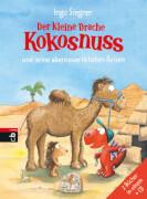 Siegner I.,Drache Kokosnuss und seine abenteuerlichen Reise (Doppelband + CD), Gebundenes Buch, 144 Seiten, ab 6 Jahren