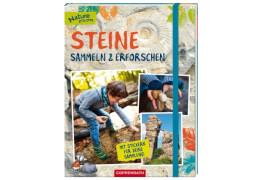 Coppenrath Verlag 62728 Nature Zoom - Steine sammeln und erforschen, ab 8 Jahre