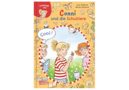 Lesespaß mit Conni: Conni und die Schultiere