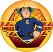 John Feuerwehrmann Sam Light up Ball 4 Zoll, sortiert