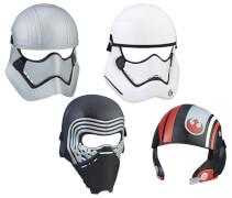 Hasbro C1557EU4 Star Wars Episode 8 Masken, ab 5 Jahren
