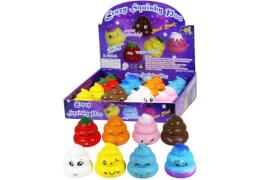 Squishy crazy poo