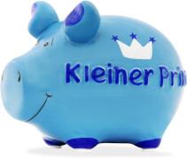 Sparschwein ''kleiner Prinz'' - Kleinschwein von KCG - Höhe ca. 9 cm